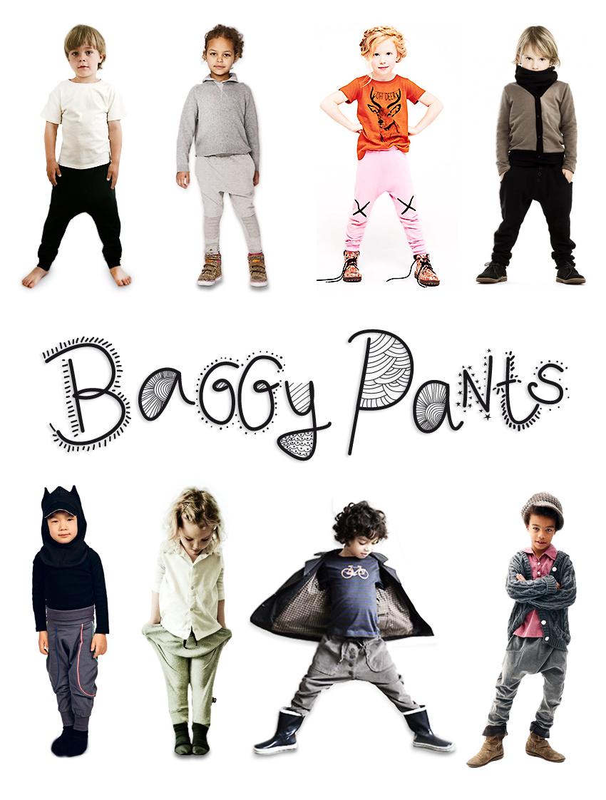 Rebuçado Ácido - Baggy Pants