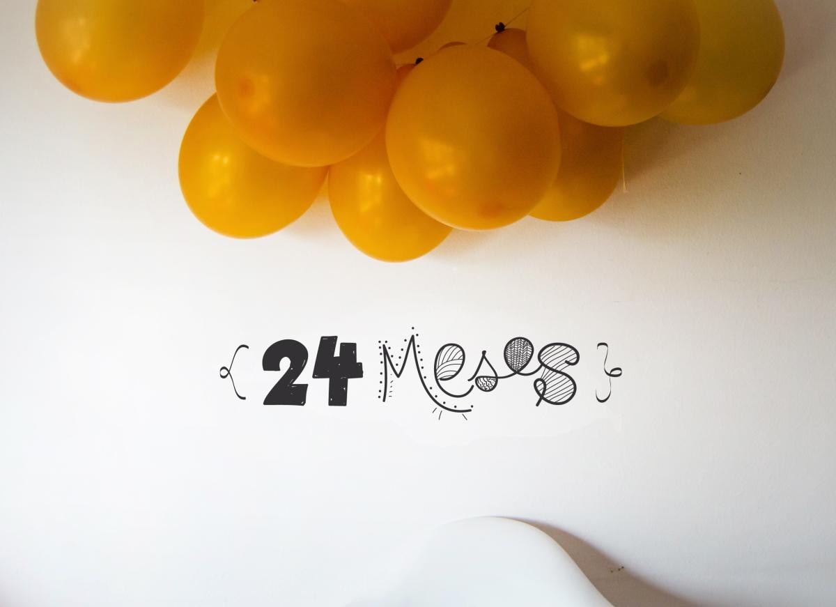 Rebuçado Ácido - 24 meses