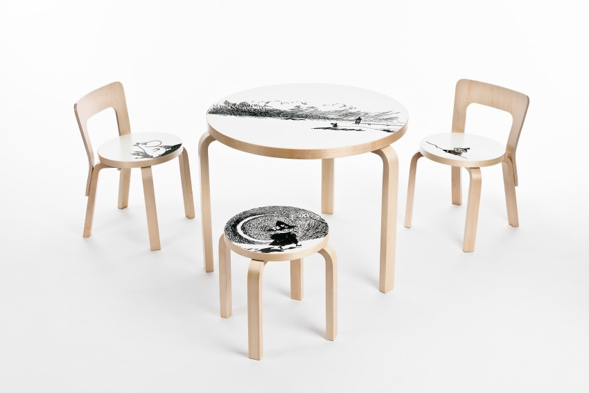 Artek - children's chair / Rebuçado Ácido