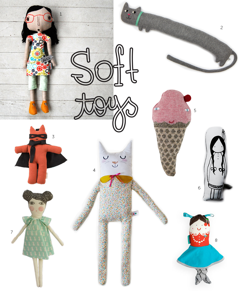 soft toys / rebucado acido