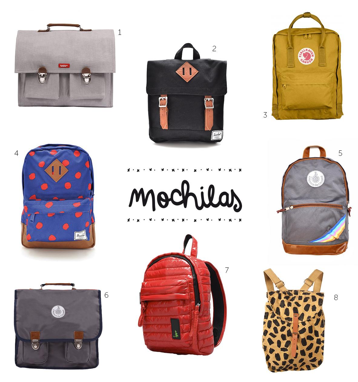 backpacks 2014 - rebuçado ácido